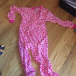 Other - Cheeta print onesie